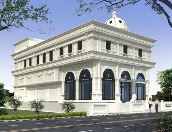1492 SQ.FT COMMERCIAL SHOWROOM SPACE FOR LEASE IN CHENNAI