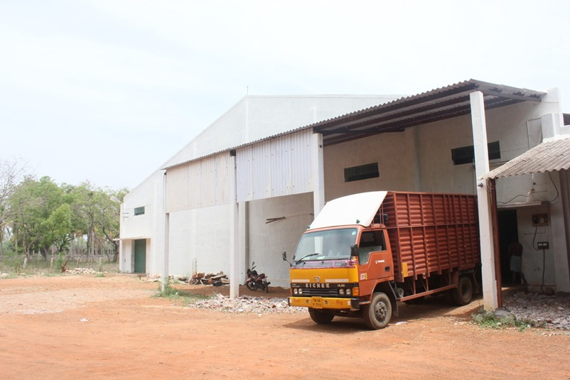 1,75,000 sqft Warehouse For Lease near Madurai in Southern District of Tamilnadu